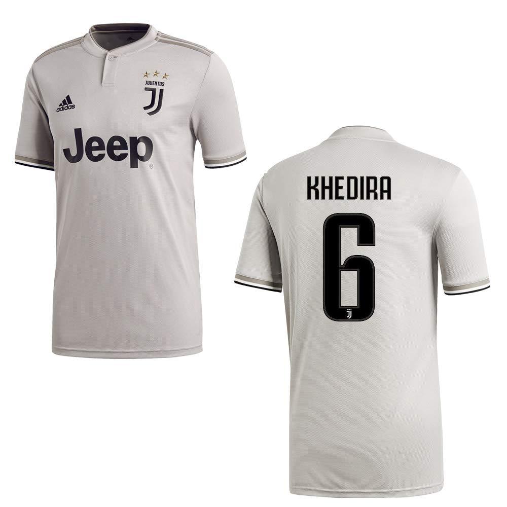 Adidas Juventus Turin Trikot Away Kinder 2019 - KHEDIRA 6