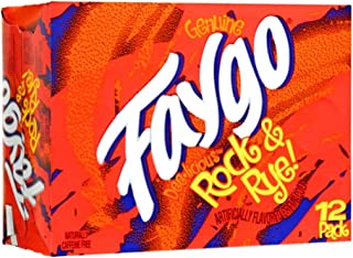 product image for Faygo Rock and Rye, 12 oz Can (12 Pack)