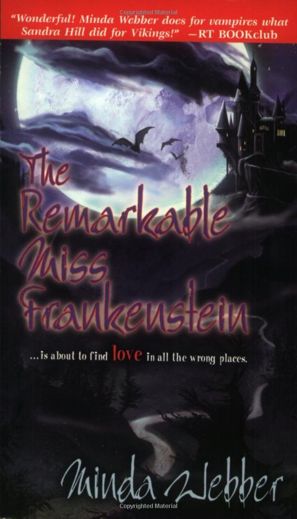Read Online The Remarkable Miss Frankenstein ebook
