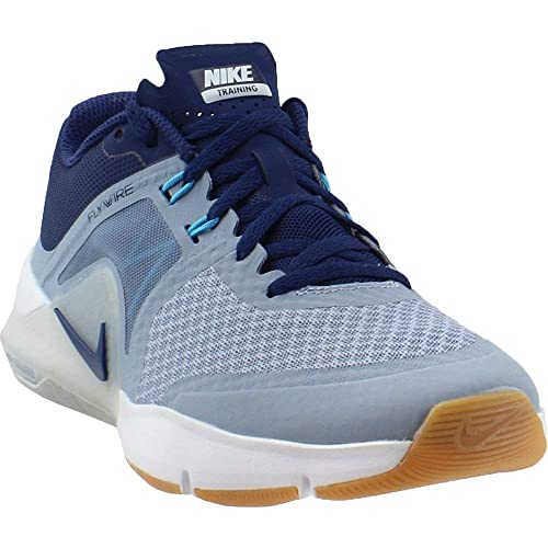 a9d9060f49e9 Nike Zoom Train Complete 2 Glacier Grey Training Shoes for Men UK 9   Amazon.in  Shoes   Handbags