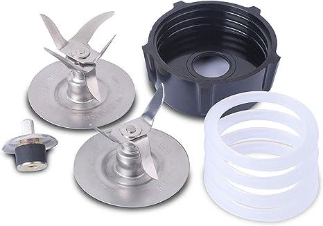 Oster Blade with Jar Base Stud /& Coupling /& 2 Sealing Rings Original Parts