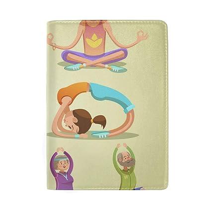Niños Lindos en Diferentes posturas de Yoga Bloqueo de ...