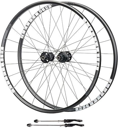ZNND Bicicleta De Carretera Ciclismo Juego De Ruedas, 700C Pared ...