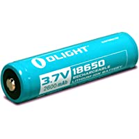 Olight 18650 2600mAh Protected Lithium-ion Rechargeable Battery