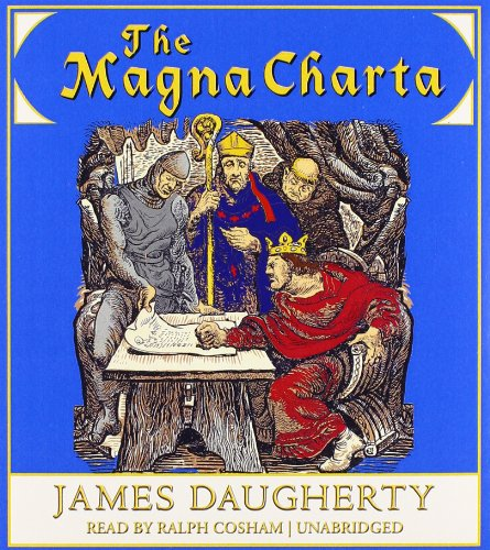 The Magna Charta by Blackstone Audio Inc