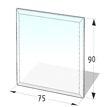 Kamin Glasplatte 8 mm