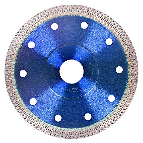 Rainbow Finch Diamond Saw Blades for Cutting Granite Marble Ceramics Porcelain Dry or Wet 4