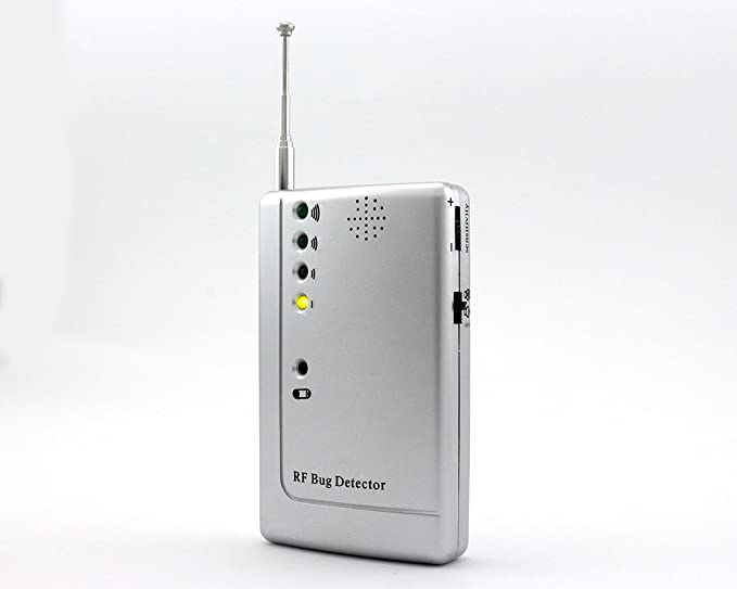 Generic GSM Bug RF Detector de señal inalámbrica de la cámara Finder