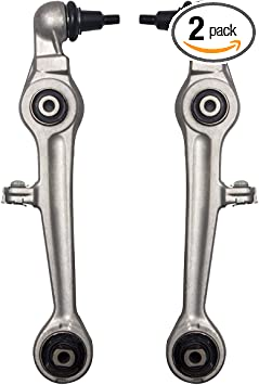 For VW Audi Front Driver Left Upper Rearward Susp Control Arm /& Ball Joint Assy