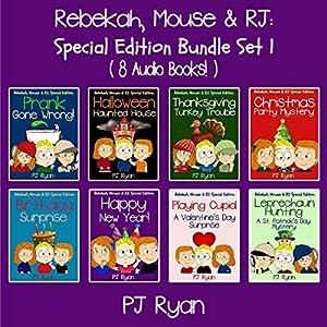 Rebekah, Mouse, & RJ Audiobook