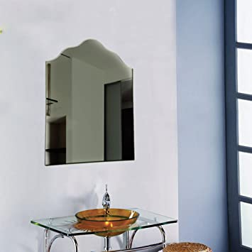 Amazon.de: LEI ZE JUN UK- Stilvolle Badezimmer Spiegel DIY ...