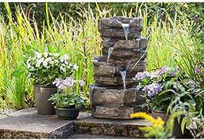 Dehner 5145610 - Fuente para jardín: Amazon.es: Jardín