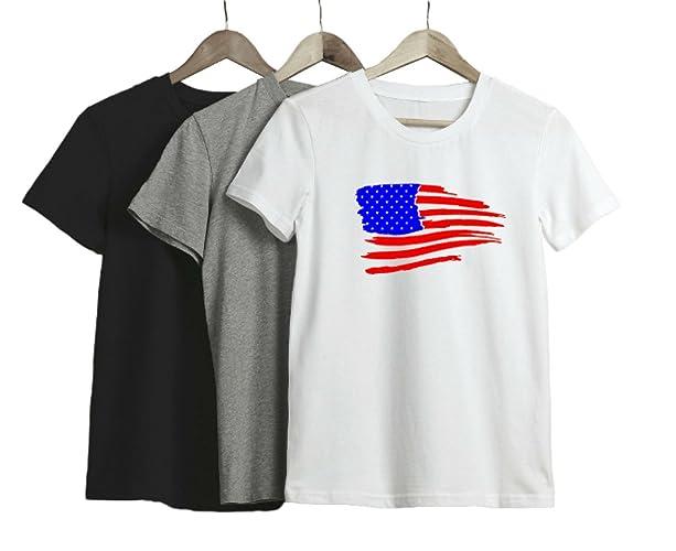 44b07c7269613 ... Amazon com 4th Of July American Flag Mens T shirt Fourth Of July