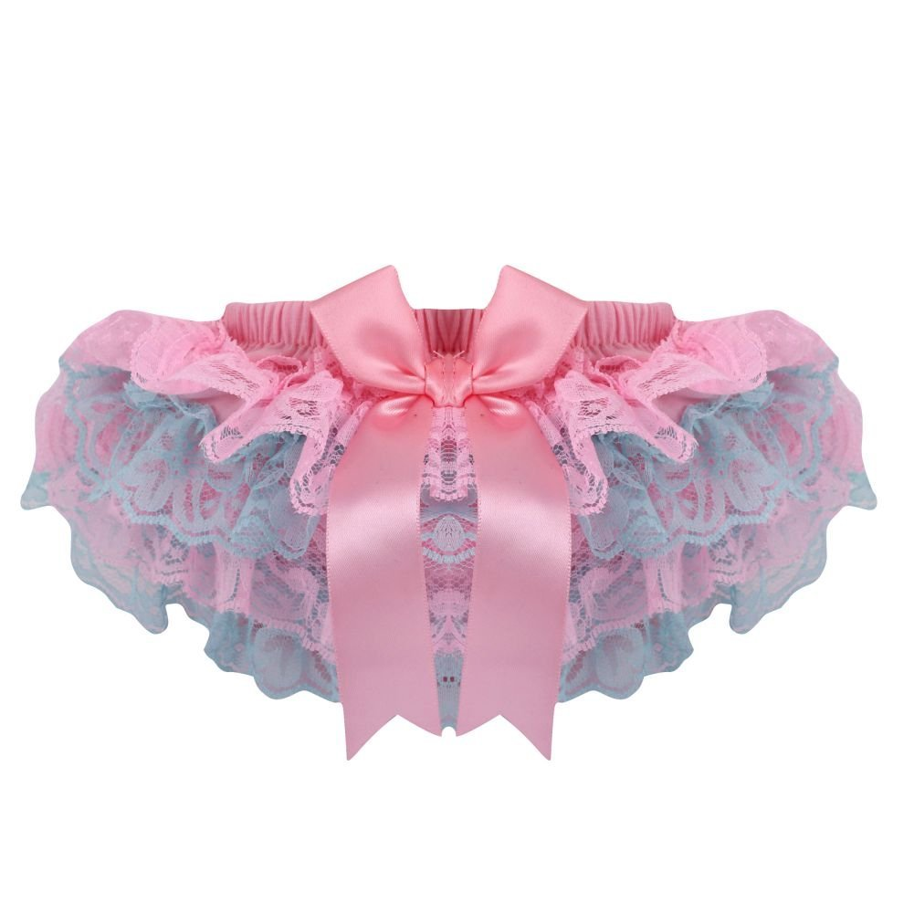 EFINNY Baby Girls Pettiskirt Ruffle Skirts Panties Briefs Bloomer Diaper Cover