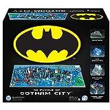 4D Cityscape Batman Gotham City 3D Time Puzzle (1000 Piece)