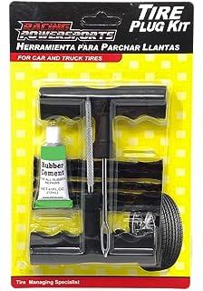 Amazon Com Slime 50107 Smart Spair Emergency Tire Repair Kit