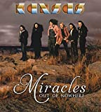 KANSAS: Miracles Out Of Nowhere (Documentary DVD/CD) by Legacy (2015-01-01)
