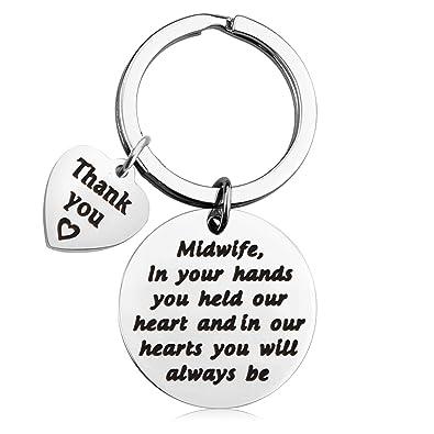 Amazon.com: TGBJE Midwife Regalo en sus manos que usted ha ...