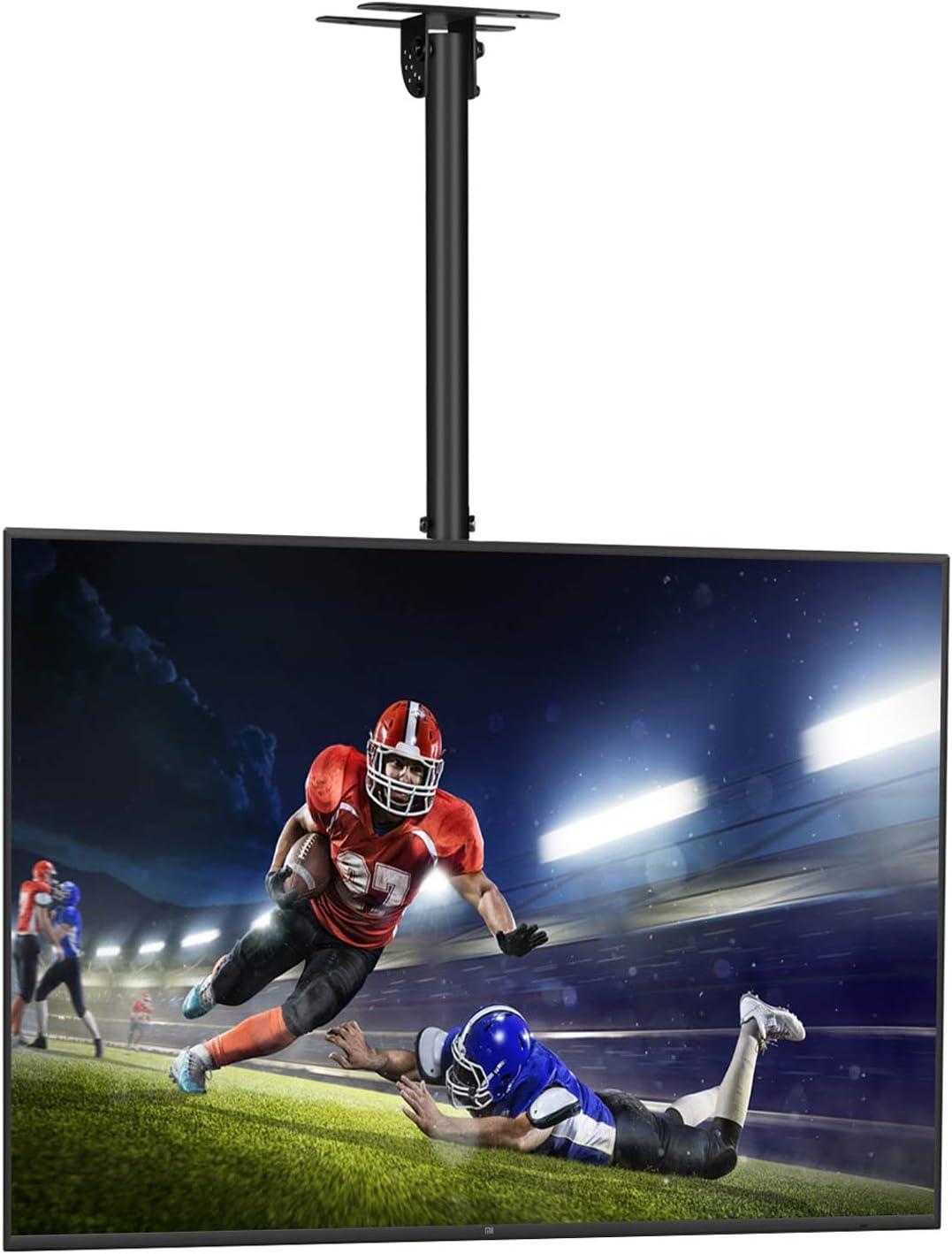 SIMBR Soporte TV de Techo con Altura Ajustable Soporte para ...