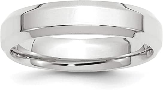 Prime Pristine Sterling Silver 5mm Migraine Spinner Wedding Band Engagement Ring