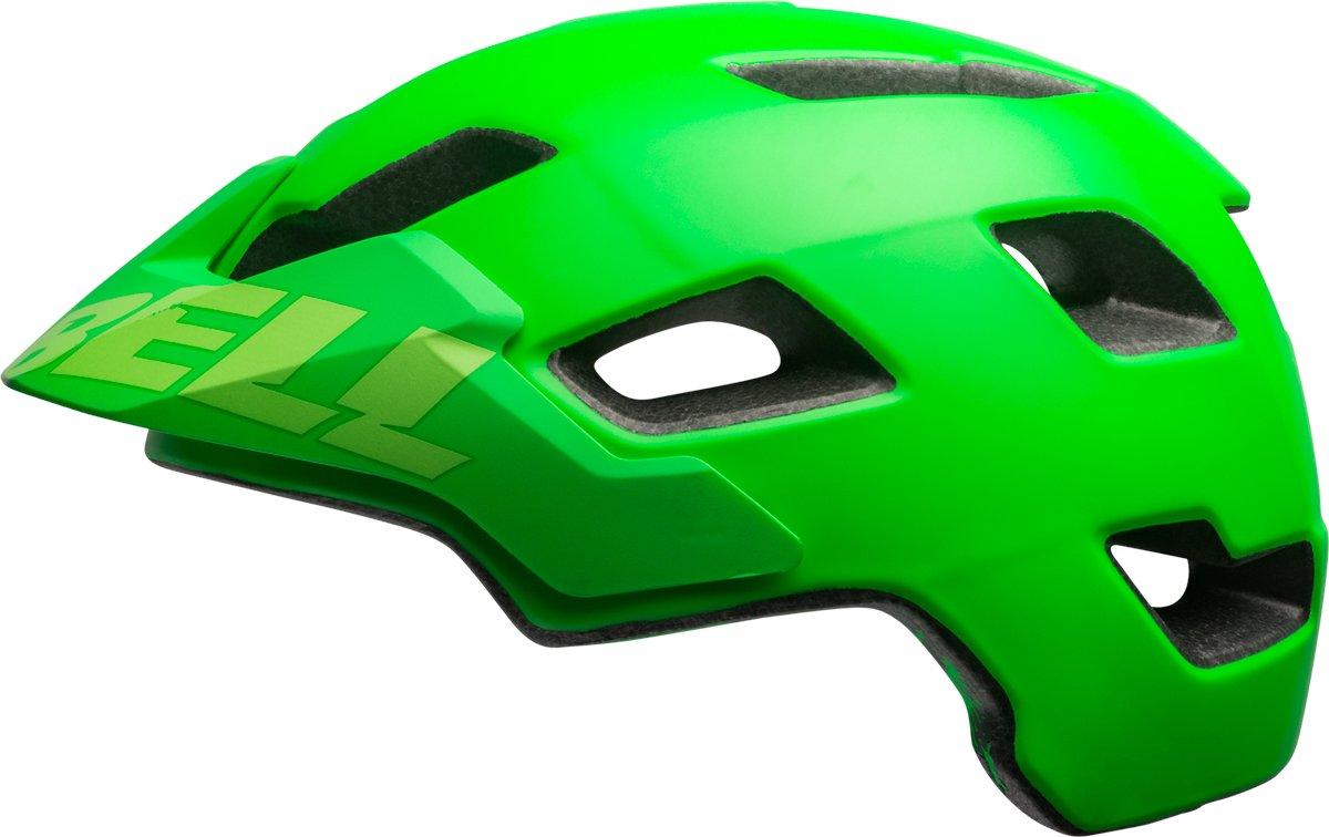 BELL Stoker MTB Fahrrad Helm grün 2017