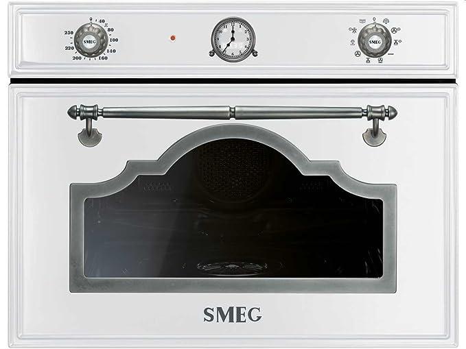 Smeg SF4750VCBS - Horno (Medio, Horno eléctrico, 50 L, 3100 W, 41 ...