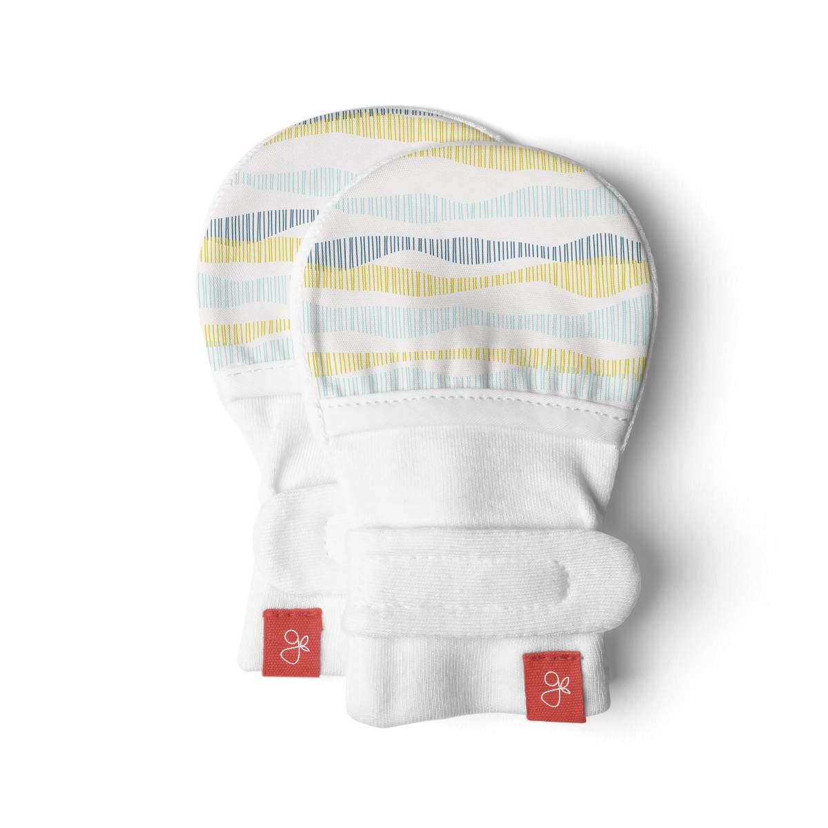 Baby Mittens, Organic, Scratch Free & Germ