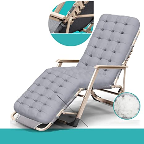 Amazon.com: YWZDY Patio Lounge Chairs Folding Chair Home ...