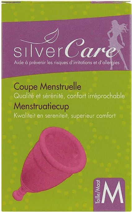 Copa Menstrual Talla M 1 unidad (M): Amazon.es ...