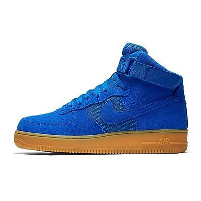 outlet store f635d 5d28e ... inexpensive nike air force 1 high 07 806403400 farbe blau größe a4404  d968a
