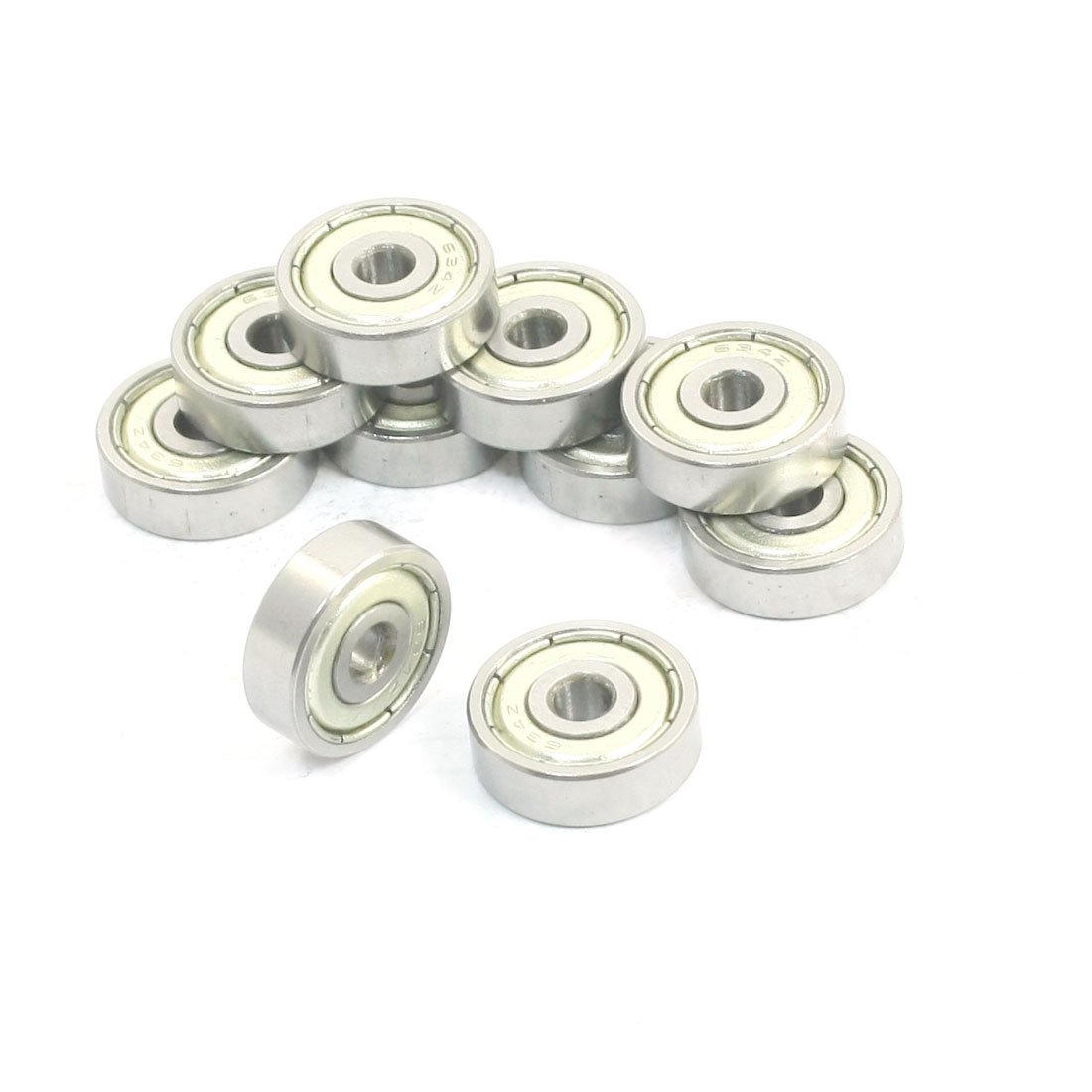 10/ pcs 4/ mm x 16/ mm x 5/ mm rang/ée simple profonde rainure radiale Roulement /à billes 634z