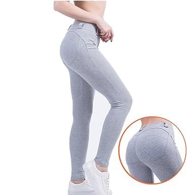 023247709ea MEIMEIAO Women s Profession Sports Tights Workout Fitness Yoga Leggings (S  ...