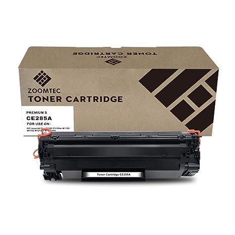 10PK CE285A 85A Toner Cartridge Compatible for HP LaserJet Pro M1132 M1134 MFP