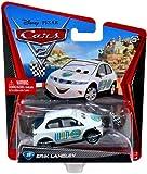 Disney Pixar Cars 2 Erik Laneley # 39 (WGP Race Starter) - Voiture Miniature Echelle 1:55