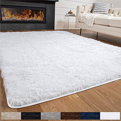 Gorilla Grip Original Premium Fluffy Area Rug