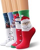 Cute Cartoon calzini, Moliker calzini termici vari disegni / Colori adulti unisex Calzini