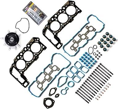 Ineedup Head Gasket Bolts Set Kit for Toyota Corolla automotive parts
