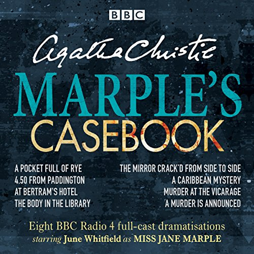 Marple's Casebook: Classic Drama from the BBC Radio Archives (Radio Archives)