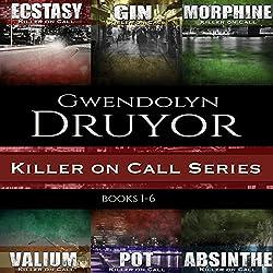 Killer on Call 6 Book Bundle: Books 1-6