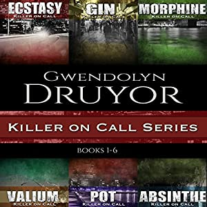 Killer on Call 6 Book Bundle: Books 1-6 Audiobook