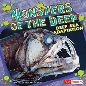 Monsters of the Deep Audiobook