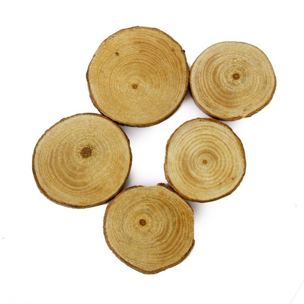 Amazon Oulii Wood Log Slices Discs Christmas Wedding
