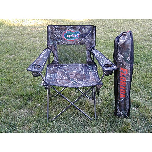 Rivalry NCAA Florida Gators Realtree Camo Folding - Gators Ncaa Collapsible Florida