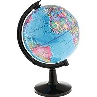 Dolity 16cm Desktop World Globe Sphere Kids Educational Learning Globe Kids Toy - Blue