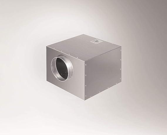 SILVERLINE ZKM 1200 Motor de cámara intermedia Externo/accesorio para campana de estufa: Amazon.es: Grandes electrodomésticos