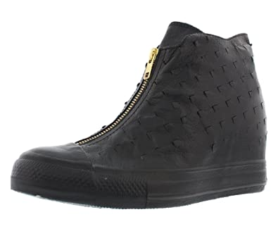 Amazon.com | Converse Chuck Taylor All Star Mid Lux Hidden Wedge Shroud |  Fashion Sneakers