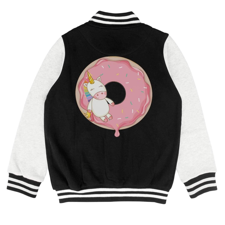 Kids Galaxy Unicorn Teen Girls Jacket for Girls Boys Cool Cotton Coats