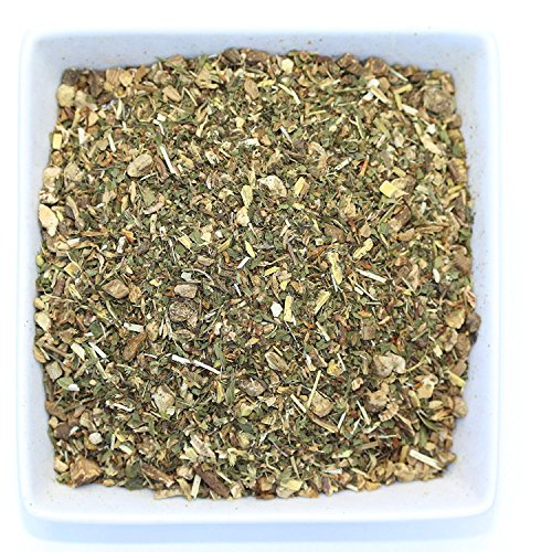 Tealyra - 911 Detox - Dandelion Root - Ginger - Peppermint - Digestive Tea - Immune System Booster - Herbal Loose Leaf Tea Blend - Caffeine-Free - All Natural - 110g (Licorice Root Peppermint Tea)