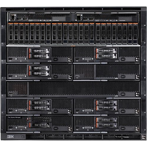 (Lenovo Flex System Enterprise Chassis 8721 - Rack-mountable - 10U - USB)