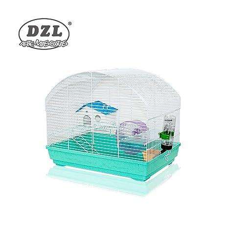 Dizelin Jaula para Hamster 1 Unidad 600 g: Amazon.es: Productos ...